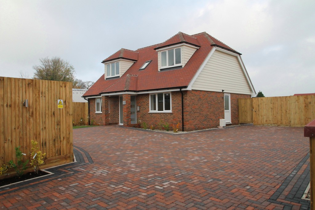 Rural chalet bungalow new build sar property development for New build house designs